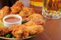 Ricette per cucinare il pollo: le sfiziose ali di pollo fritte
