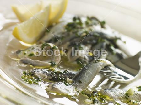 Piatti tipici calabresi a base di pesce: alici