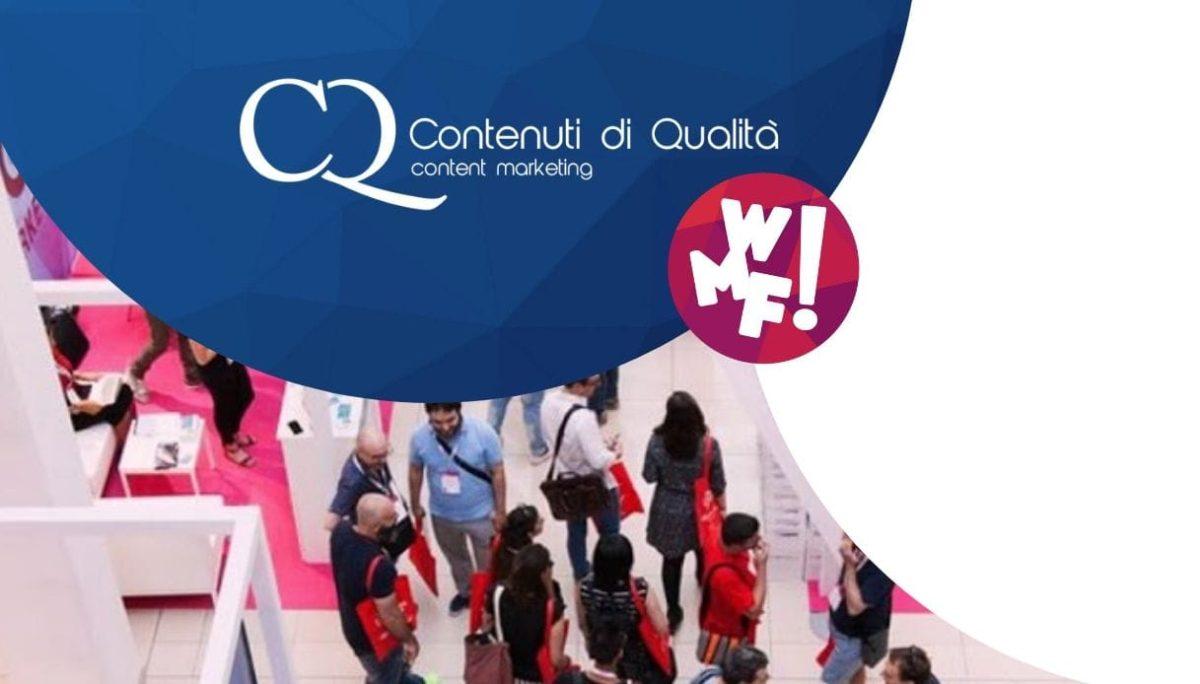 Web marketing festival edizione 2017: presenti!